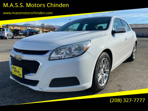 2014 Chevrolet Malibu for sale at M.A.S.S. Motors Chinden in Garden City ID