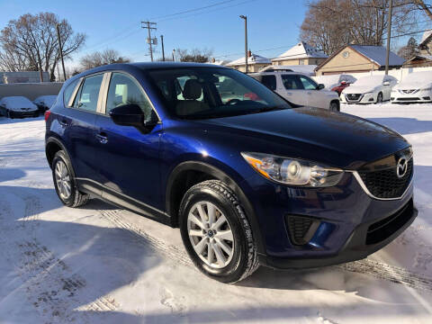2013 Mazda CX-5 for sale at Nice Cars Auto Inc in Minneapolis MN