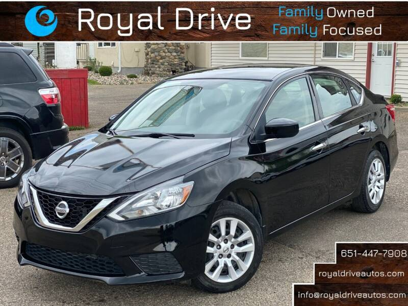 2016 Nissan Sentra for sale at Royal Drive in Newport MN