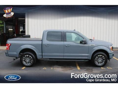 2020 Ford F-150 for sale at JACKSON FORD GROVES in Jackson MO