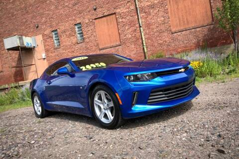 2016 Chevrolet Camaro for sale at Island Auto in Grand Island NE