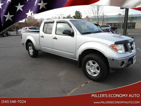 2007 Nissan Frontier for sale at Miller's Economy Auto in Redmond OR