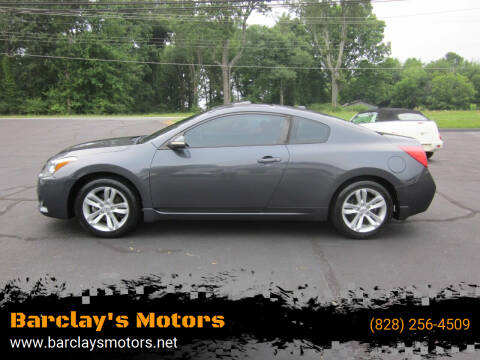 2012 Nissan Altima for sale at Barclay's Motors in Conover NC