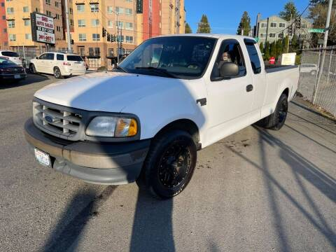 2001 Ford F-150 for sale at SNS AUTO SALES in Seattle WA