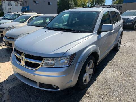 2010 Dodge Journey for sale at BEAR CREEK AUTO SALES in Rochester MN