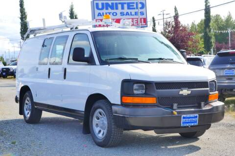 2012 Chevrolet Express Cargo for sale at United Auto Sales in Anchorage AK