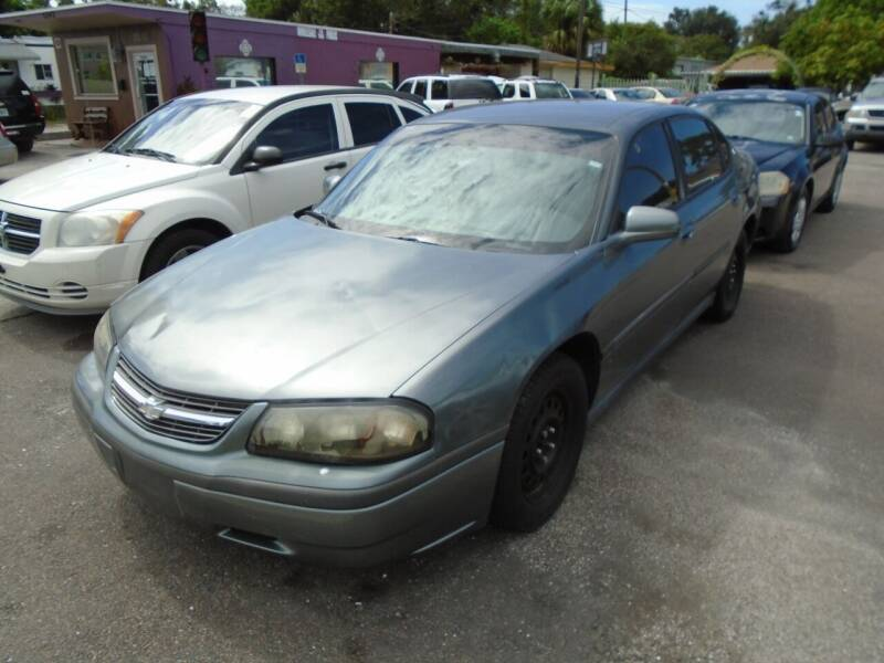 2005 Chevrolet Impala for sale at Bargain Auto Mart Inc. in Kenneth City FL