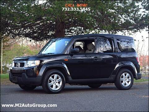 2010 Honda Element for sale at M2 Auto Group Llc. EAST BRUNSWICK in East Brunswick NJ