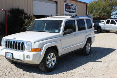 2008 Jeep Commander for sale at Gtownautos.com in Gainesville TX