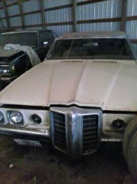 1970 Pontiac Bonneville for sale at Haggle Me Classics in Hobart IN