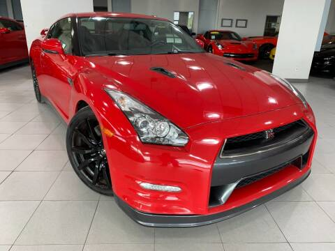 2013 Nissan GT-R for sale at Auto Mall of Springfield in Springfield IL