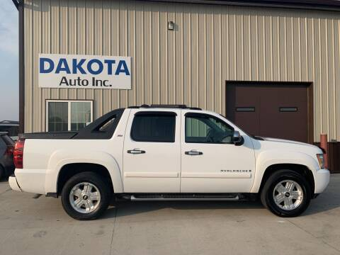 2008 Chevrolet Avalanche for sale at Dakota Auto Inc. in Dakota City NE