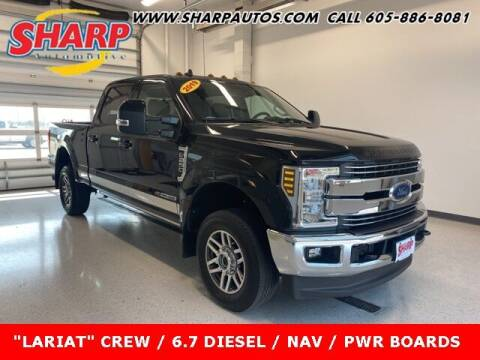 2019 Ford F-250 Super Duty for sale at Sharp Automotive in Watertown SD