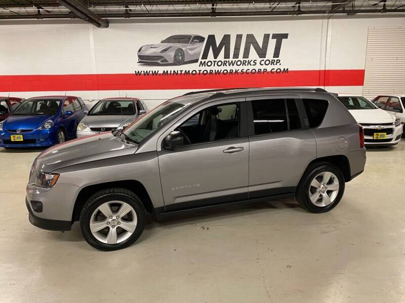 2016 Jeep Compass for sale at MINT MOTORWORKS in Addison IL