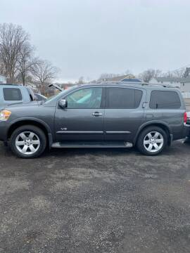 2008 Nissan Armada for sale at Whiting Motors in Plainville CT