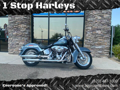 2010 Harley Davidson Softail Deluxe for sale at 1 Stop Harleys in Peoria AZ