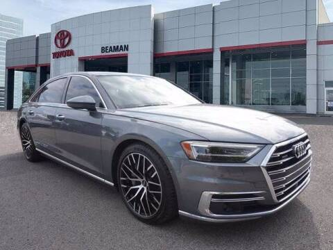 2019 Audi A8 L for sale at BEAMAN TOYOTA in Nashville TN
