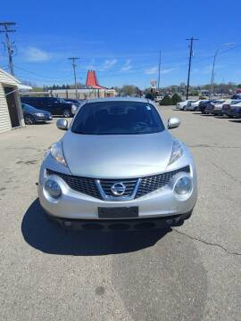 2011 Nissan JUKE for sale at SPECIALTY CARS INC in Faribault MN