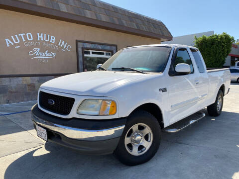 2002 Ford F-150 for sale at Auto Hub, Inc. in Anaheim CA