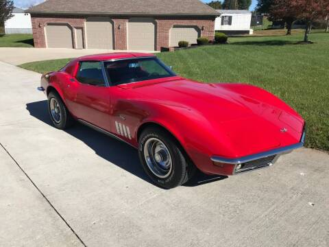 1969 Chevrolet Corvette for sale at Martin's Auto in London KY