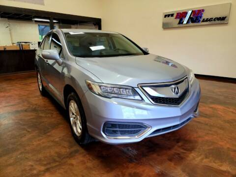 2016 Acura RDX for sale at Driveline LLC in Jacksonville FL