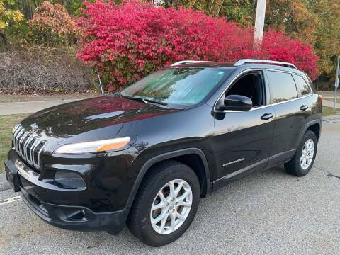 2014 Jeep Cherokee for sale at Padula Auto Sales in Braintree MA