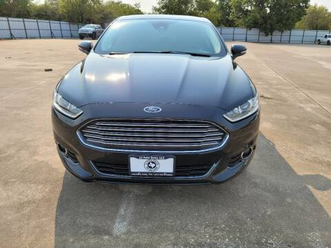 2014 Ford Fusion Hybrid for sale at JJ Auto Sales LLC in Haltom City TX