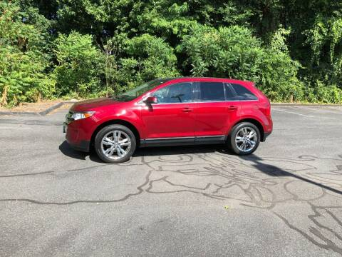 2014 Ford Edge for sale at Chris Auto South in Agawam MA