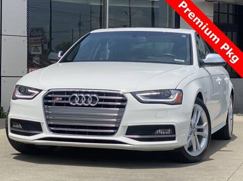 2015 Audi S4 for sale at Carmel Motors in Indianapolis IN