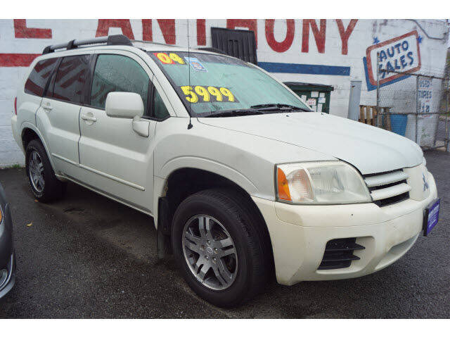 2004 Mitsubishi Endeavor for sale at MICHAEL ANTHONY AUTO SALES in Plainfield NJ