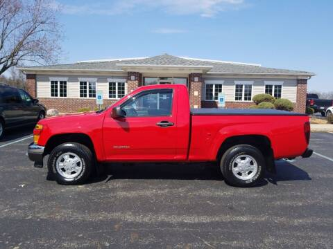 2004 Chevrolet Colorado for sale at Pierce Automotive, Inc. in Antwerp OH