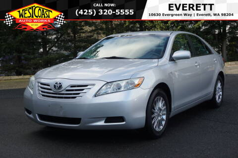 2009 Toyota Camry for sale at West Coast Auto Works in Edmonds WA