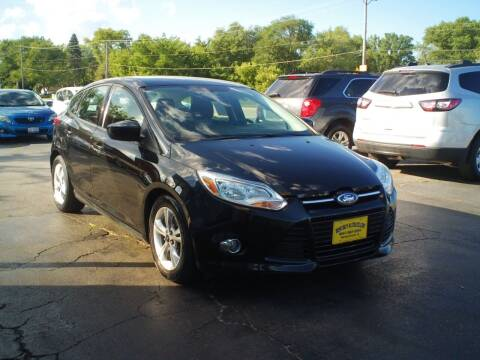 2012 Ford Focus for sale at BestBuyAutoLtd in Spring Grove IL