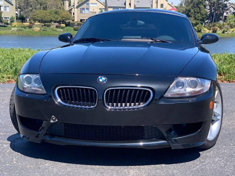 2007 BMW Z4 M for sale at Conti Auto Sales Inc in Burlingame CA