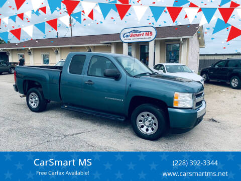 2008 Chevrolet Silverado 1500 for sale at CarSmart MS in Diberville MS