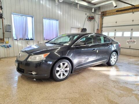2011 Buick LaCrosse for sale at Sand's Auto Sales in Cambridge MN
