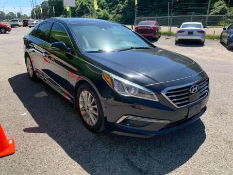 2015 Hyundai Sonata for sale at Super Wheels-N-Deals in Memphis TN