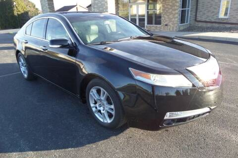 2009 Acura TL for sale at WESTERN RESERVE AUTO SALES in Beloit OH