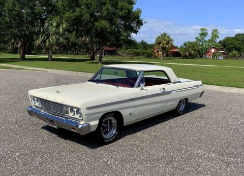 1965 Ford Fairlane for sale at P J'S AUTO WORLD-CLASSICS in Clearwater FL