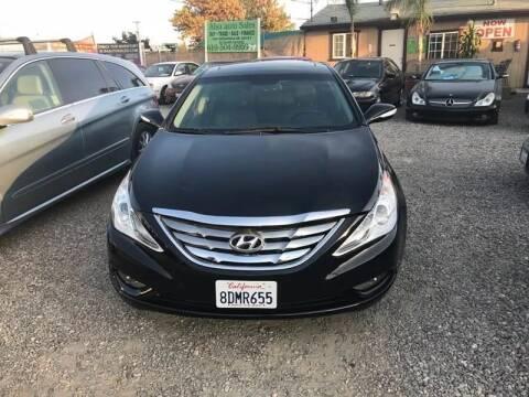 2011 Hyundai Sonata for sale at ALSA Auto Sales in El Cajon CA