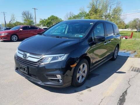 2018 Honda Odyssey for sale at Coast to Coast Imports in Fishers IN