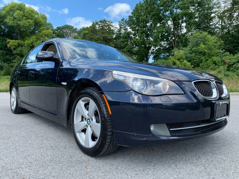 2008 BMW 5 Series for sale at Auto Warehouse in Poughkeepsie NY