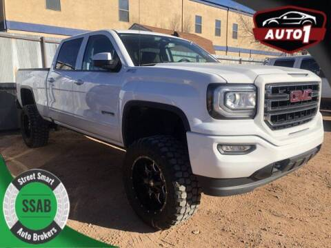 2017 GMC Sierra 1500 for sale at Street Smart Auto Brokers in Colorado Springs CO