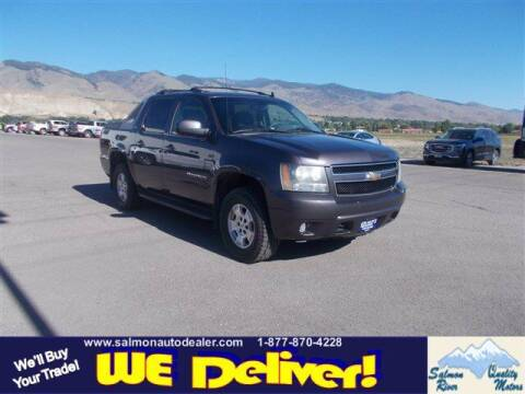 2010 Chevrolet Avalanche for sale at QUALITY MOTORS in Salmon ID