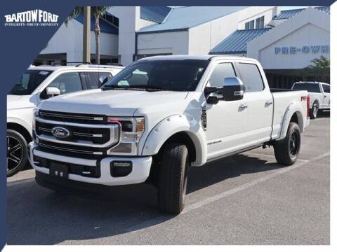 2020 Ford F-350 Super Duty for sale at BARTOW FORD CO. in Bartow FL