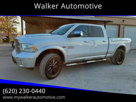 2014 RAM Ram Pickup 1500 for sale at Walker Automotive in Frontenac KS