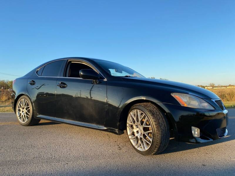 2008 Lexus IS 350 for sale at ILUVCHEAPCARS.COM in Tulsa OK