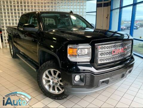 2015 GMC Sierra 1500 for sale at iAuto in Cincinnati OH