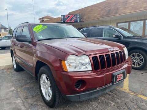 2007 Jeep Grand Cherokee for sale at Zs Auto Sales in Kenosha WI
