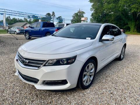 2017 Chevrolet Impala for sale at Southeast Auto Inc in Walker LA